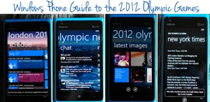 Windows Phone Guide to the 2012 Olympic Games {Recipe: Zesty Peach Glazed Chicken Wings}