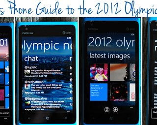 Windows Phone Guide to the 2012 Olympic Games