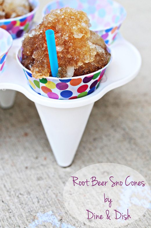 Root Beer Flavored Sno Cone Syrup