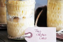 Tres Leches Cakes in a Jar