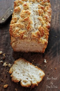 Heat it Up {Recipe: Beer Bread}