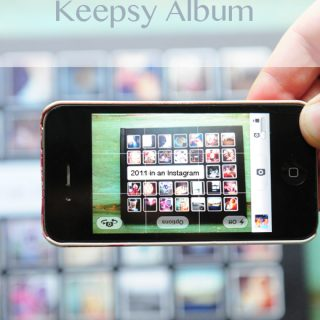 Turn Your Instagram Photos into a Keepsy Album