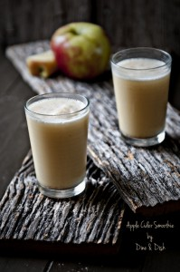 Apple Cider Smoothies & a Green Mountain Coffee Discount Code