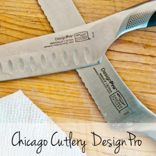 Chicago Cutlery Knife Set Giveaway