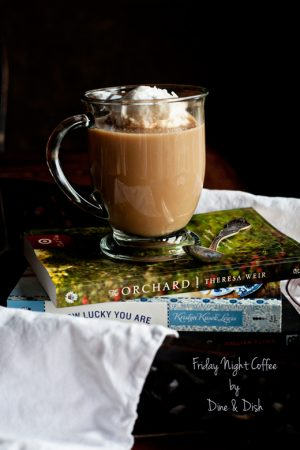 Celebrating the Friday Cocktail {Recipe: Friday Night Coffee}
