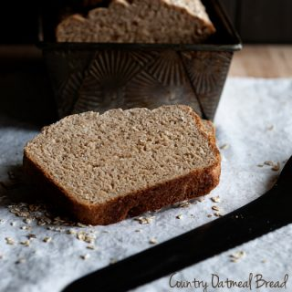 Country Oatmeal Bread from www.dineanddish.net