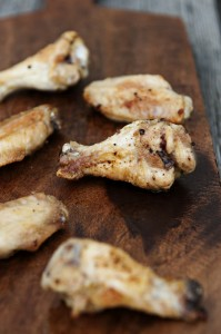 Recipe: Asian Spice Slow Cooker Chicken Wings