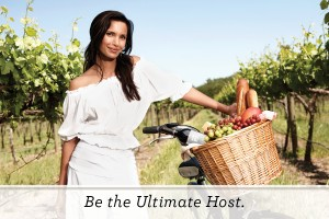 Sterling Vineyards Ultimate Host Challenge #2 – Dessert!
