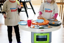 Servin' Surprises™ Kitchen & Table Review