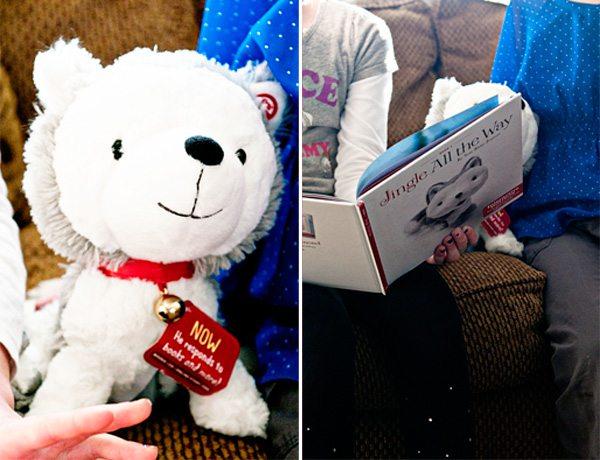Hallmark Interactive Story Book Jingle