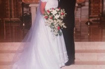 13 Year Anniversary Wedding Picture