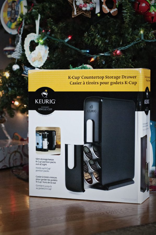 KCup Countertop Storage Giveaway