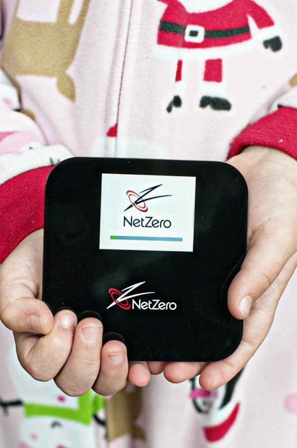 NetZero 4G Hotspot Giveaway on Dine & Dish