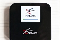 NetZero 4G Mobile Broadband Hotspot Giveaway on www.dineanddish.net
