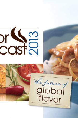 McCormick's Flavor Forecast 2013 - The Future of Global Flavor