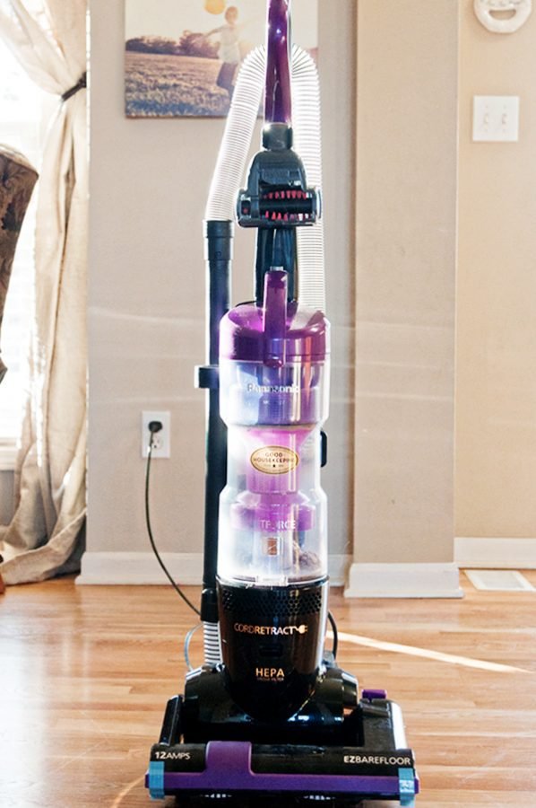 Panasonic Jetforce Vacuum Review