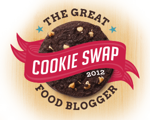 The Great Food Blogger Cookie Swap Logo