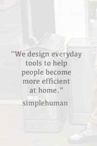 Simplify Saturday – SimpleHuman