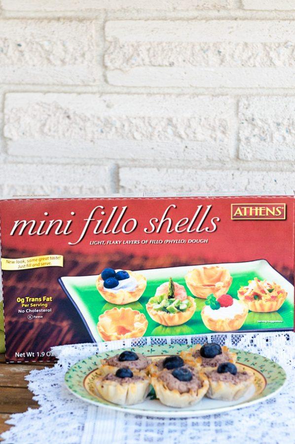 Athens Fillo Dough Shells
