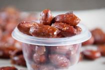 Salted Caramel Almonds
