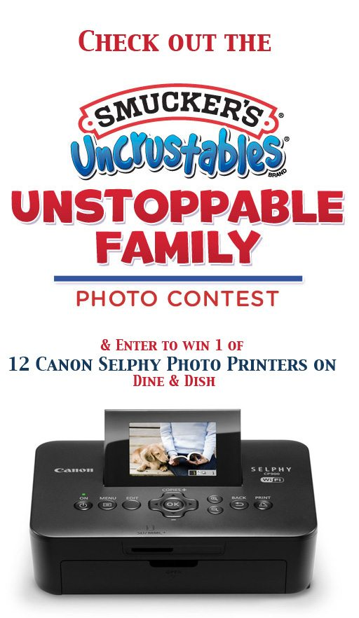 Canon Selphy Printer Giveaway www.dineanddish.net
