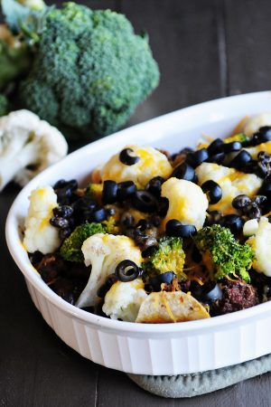 Recipes From the Heart {Veggie Nachos}