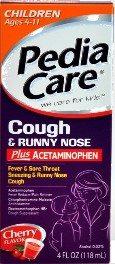 pedicare-cough