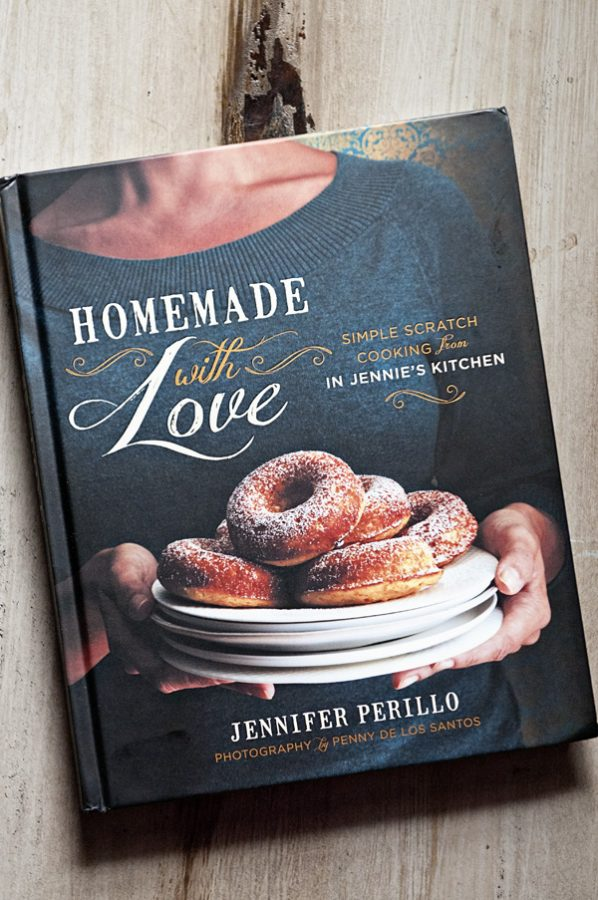 Homemade with Love by Jennifer Perillo