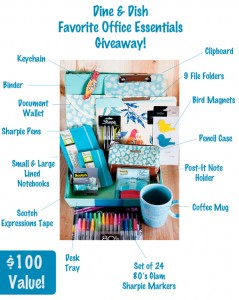 Our Favorite Things Group Giveaway – Closed