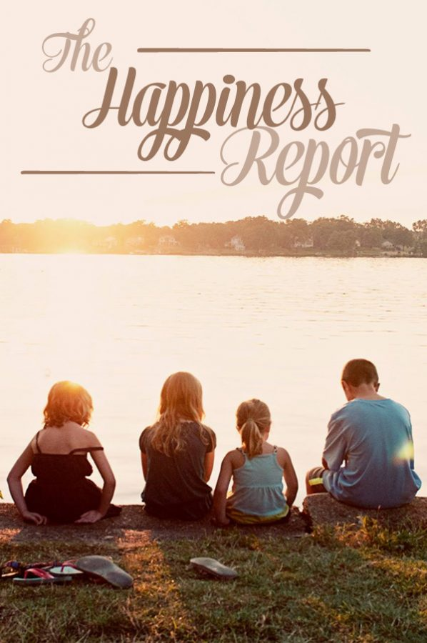 The Happiness Report on www.dineanddish.net Things I've found around the web that make me happy!