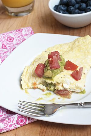 Rock the Guac Omelet & a Giveaway!