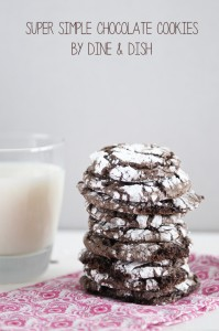 Recipe: Simple Cool Whip Chocolate Cookies