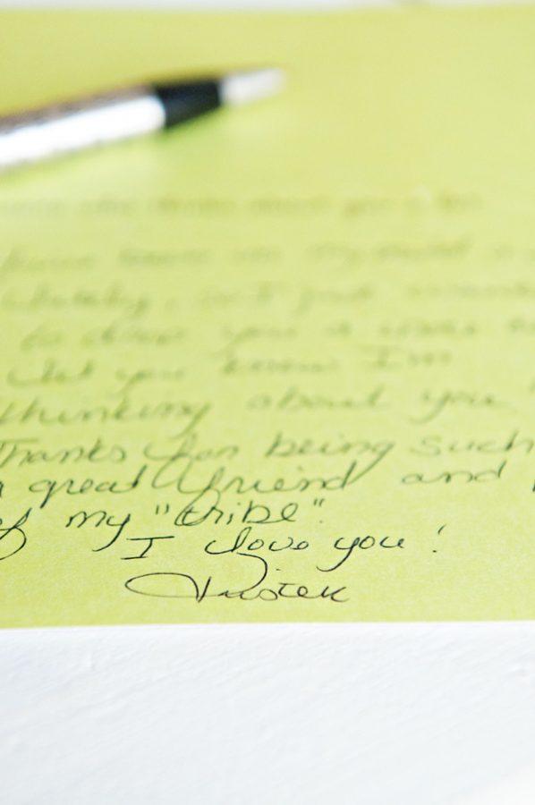 Written-in-Card