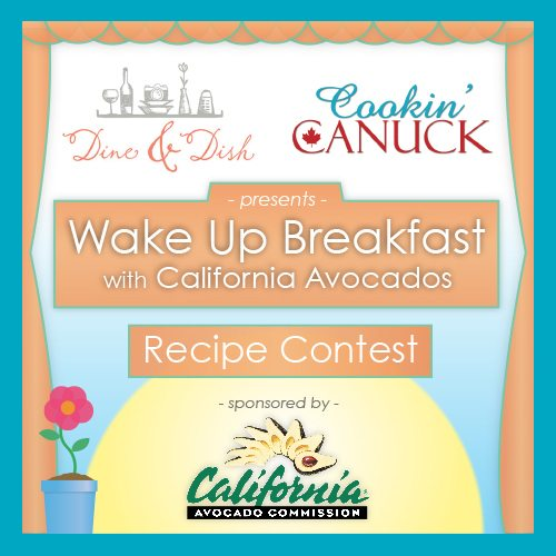 Wake Up Breakfast with California Avocados