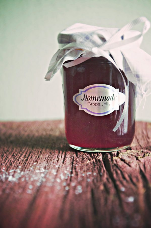 Homemade Grape Jelly Recipe