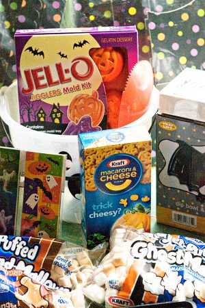 Huge Kraft Foods Halloween Goodies Giveaway