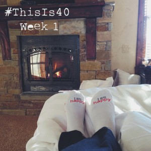 #ThisIs40 Photography Project Week 1