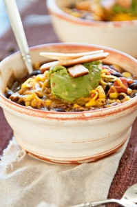 Taco Chili and a Wholly Guacamole Giveaway