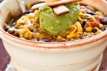 A Hearth Taco Chili Recipe from dineanddish.net
