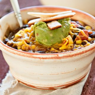 A Hearth Taco Chili Recipe from dineanddish.net