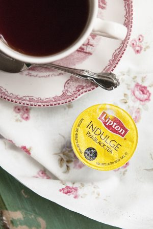 Lipton Tea K-Cups and Platinum Plus Keurig Brewer Giveaway