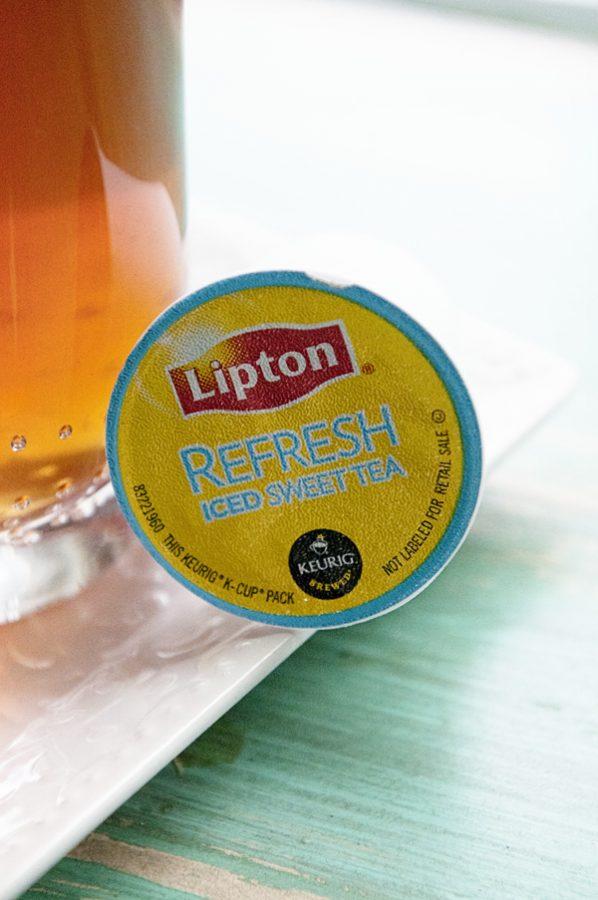 Lipton Iced Tea K-Cup