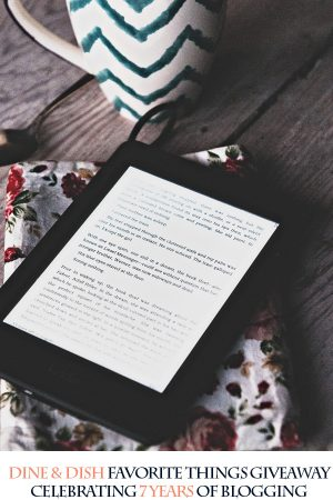 Connect Through Reading {Kindle Paperwhite Giveaway!}
