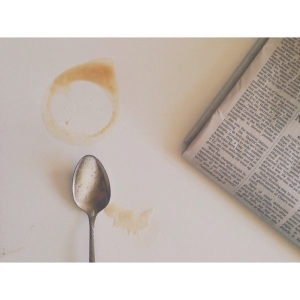 November 10th Coffee and NY Times