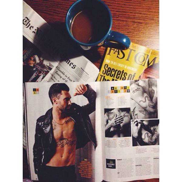 Adam Levine Sexiest Man Alive