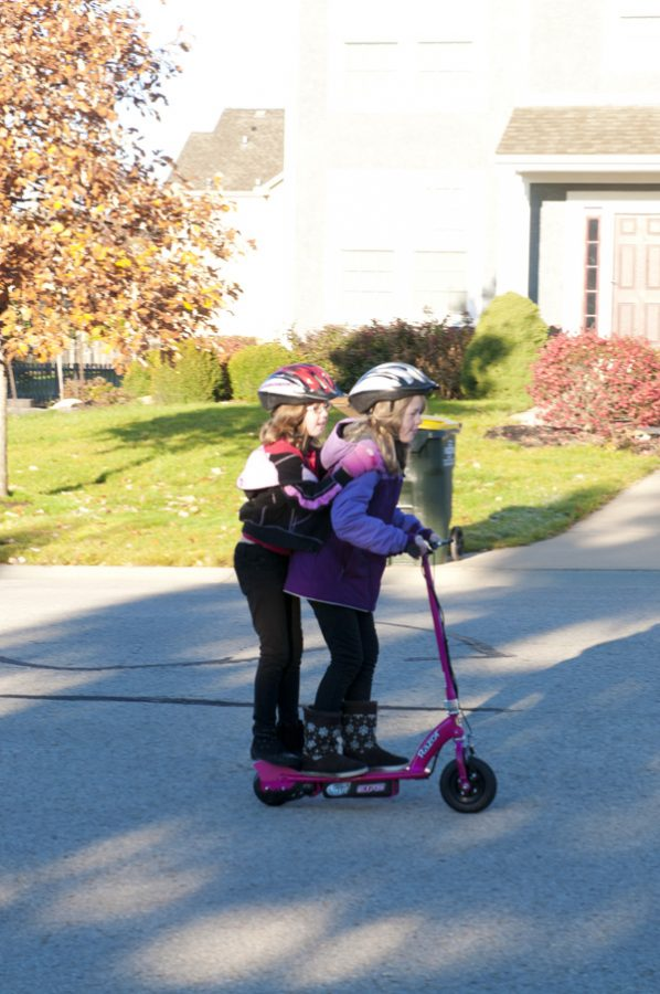 November 6th Electric Scooter