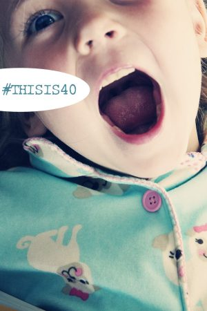 #ThisIs40 Week 4 in Photos