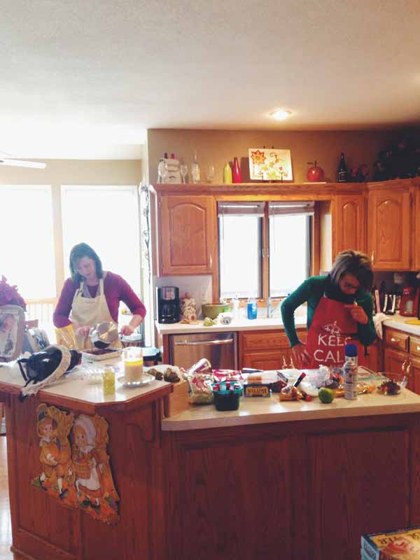 Girls-Cooking-in-Kitchen