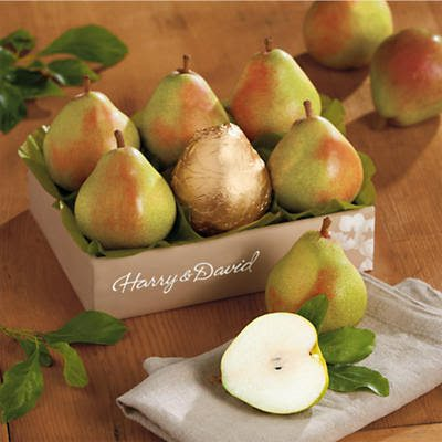 Harry and David Organic Royal Riviera Pears Giveaway