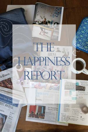 The Happiness Report #25